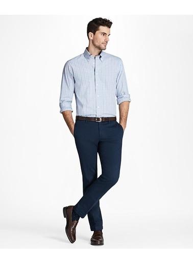Brooks Brothers Pantolon Lacivert